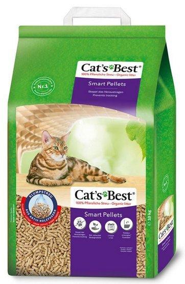 Cat's Best Smart Pellets (Nature Gold) 20L / 10kg