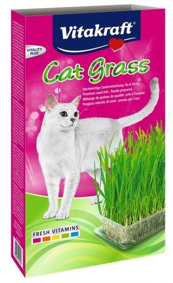 Vitakraft Cat-Grass Trawa dla kota 120g