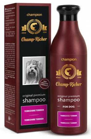 Champ-Richer Champion Szampon dla psów rasy Yorkshire Terrier 250ml