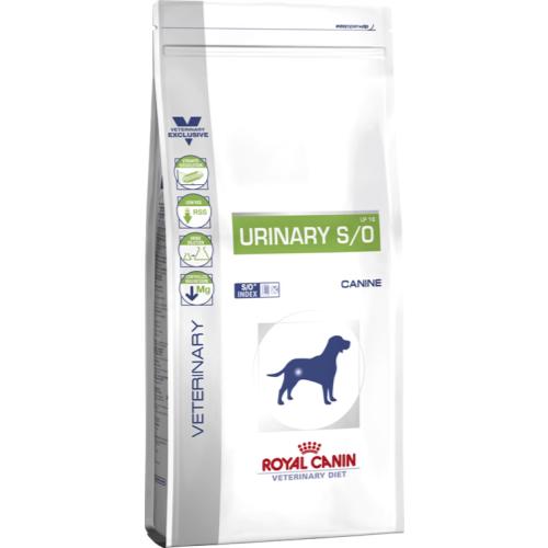 ROYAL CANIN Urinary S/O Canine 14 kg