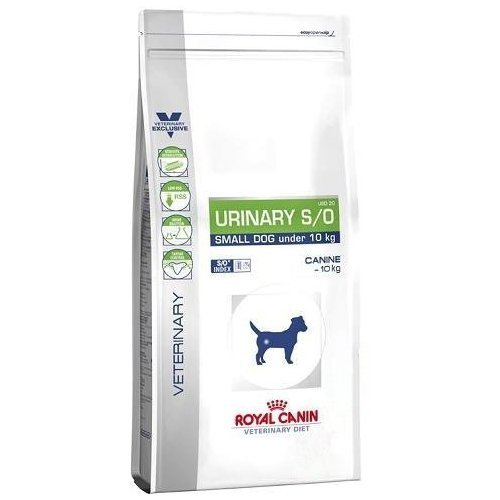 ROYAL CANIN Urinary S/O Small Dog Canine 8 kg