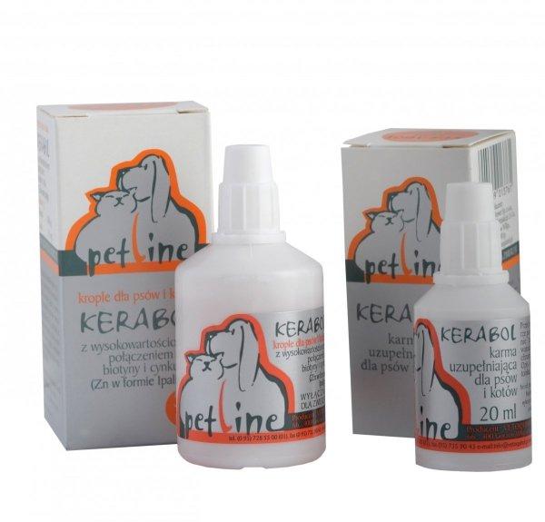 Vetoquinol Kerabol 20ml