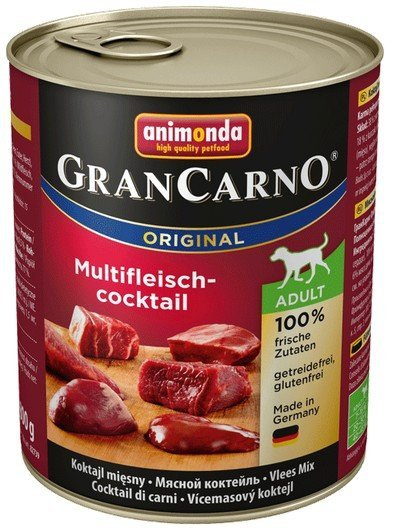 Animonda GranCarno Mix Mięsny 800g