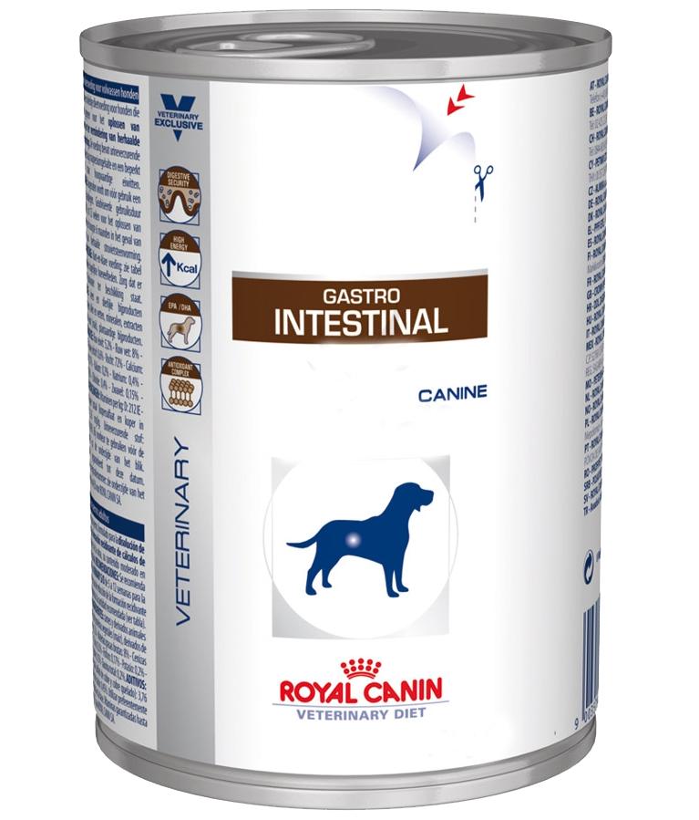 ROYAL CANIN Gastro Intestinal Canine 400g (puszka)