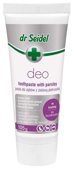 Dr Seidel Deo-Pasta - higiena jamy ustnej 105g