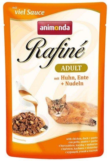 Animonda Rafiné Soupé Adult Kurczak i Kaczka + makaron saszetka 100g