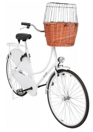TRIXIE Kosz wiklinowy na rower TX-2806