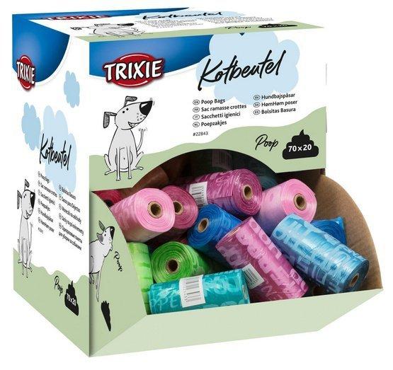 Trixie Worki na odchody 1 rolka/20szt [22843]