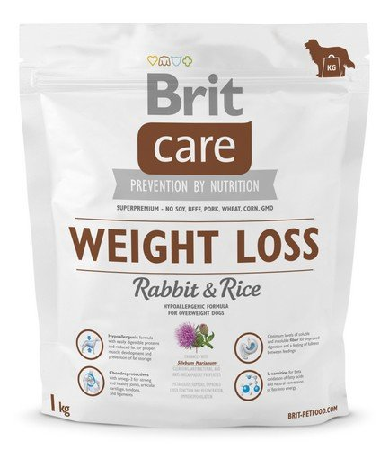 Brit Care Weight Loss Rabbit and Rice 1kg