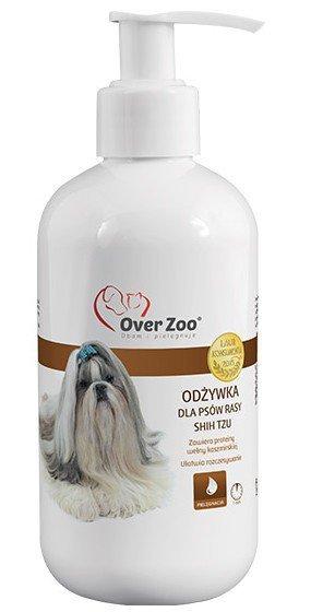 Over Zoo Odżywka dla rasy Shih Tzu 240ml