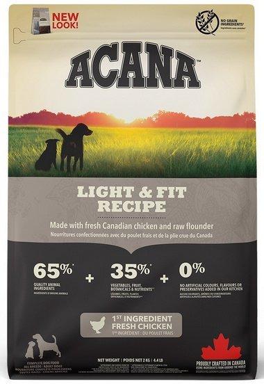 Acana Light Fit Dog 2kg