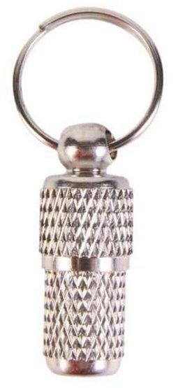 Trixie Adresówka srebrna mała dla kota [TX-4151]