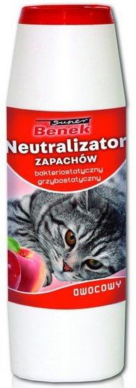 Certech Benek Neutralizator - Odkażacz owocowy 500g