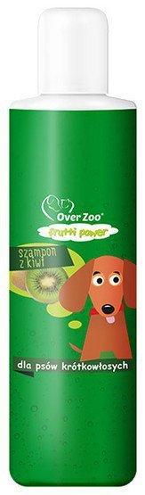 Over Zoo Frutti Power Szampon kiwi  psy krótkowłose 200ml
