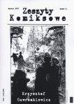 Zeszyty komiksowe 6/2007 Krzysztof Gawronkiewicz
