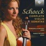 Schoeck Complete Violin Sonatas