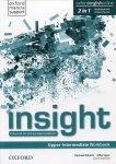 Insight Upper-Intermadiate Workbook with Online Practice