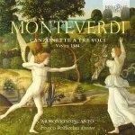 CANZONNETTE A TRE VOCI VENICE 1584