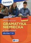 Gramatyka niemiecka w ćwicz.dla klas 7-8