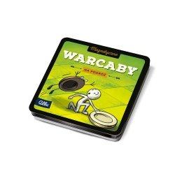 Magnetyczna gra na podróż Warcaby
