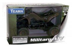Teama Military ATV Quad 1:24