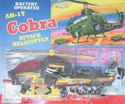 Helikopter AH-1T Cobra czarny