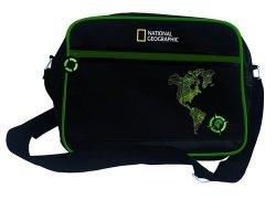 Torba na ramię z przegrodą na laptopa National Geographic