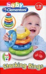 Kolorowa wieża Baby Clementoni