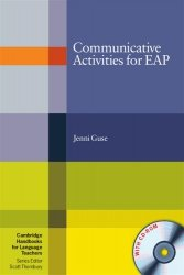 Communicative Activities for EAP + CD