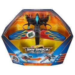 Hot Wheels zdalnie sterowany pojazd latający Sky Shock