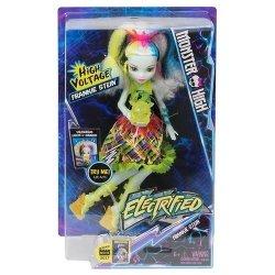 Monster High Zelektryzowana Frankie Stein
