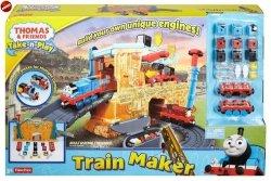 Tomek i Przyjaciele Fabryka lokomotywek