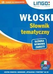 Włoski Słownik tematyczny + CD