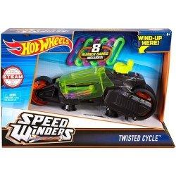 Hot Wheels autonakręciaki Twisted Cycle