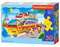 Puzzle Paris Boat Tour 30