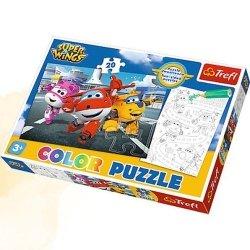 Color Puzzle 20 Podniebni bohaterowie Gotowi do odlotu