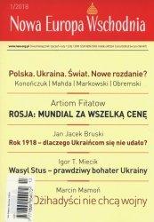 Nowa Europa Wschodnia 1/2018