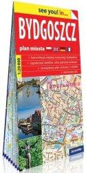 Bydgoszcz papierowy plan miasta 1:20 000