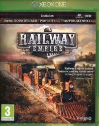 XBox One Railway Empire