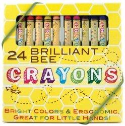 Świecowe Kredki Genialna Pszczółka