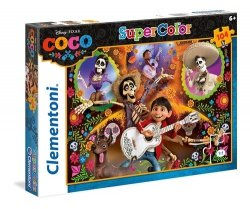 Puzzle SuperColor Coco 104