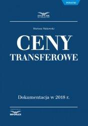 Ceny transferowe Dokumentacja w 2018 r.