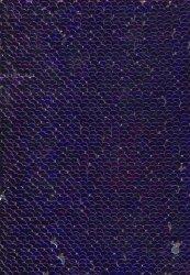 Notatnik cekinowy fioletowy