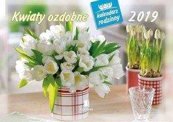 Kalendarz 2019 WL 02 Kwiaty ozdobne