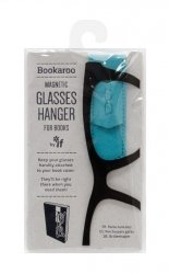 Bookaroo Glasses hanger - uchwyt na okulary do książki turkusowy