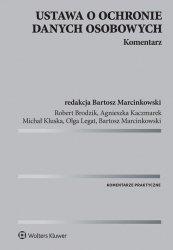 Ustawa o ochronie danych osobowych Komentarz