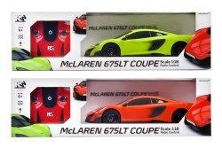 Auto zdalnie sterowane Mclaren 675LT Coupe