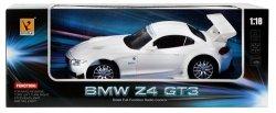 BMW Z4 GT3 zdalnie sterowane białe