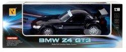 BMW Z4 GT3 zdalnie sterowane czarne