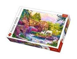 Puzzle Bajkowa kraina 1000